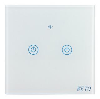 Mando A Distancia Wifi Bluetooth Touch Switch De Dos Vías De
