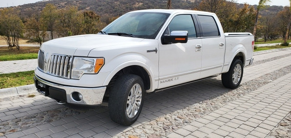 Lincoln Mark Lt 5.0l Doble Cabina V8/ 4x4 At 2014