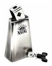 Natal Nstc4 Cencerro 4 Pulgadas Metalico