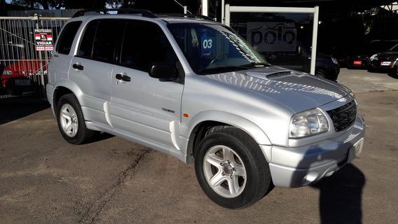 Chevrolet Tracker 2.0 4x4 8v Turbo Intercooler Diesel 4p