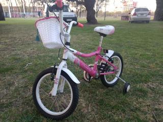 Bicicleta Musetta Rodado 16 En Buen Estado