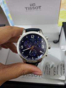 Relógio Tissot Prc200 Azul *original*