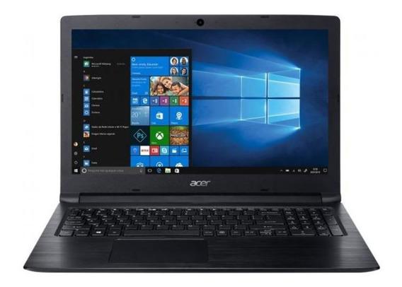Notebook Acer Core I5 4gb 1tb 15,6 Polegadas W10 A315-53-55