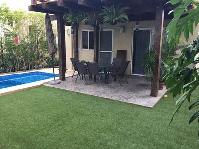 Hermosa Casa En Venta Playa Del Carmen ($230,000 Usd)