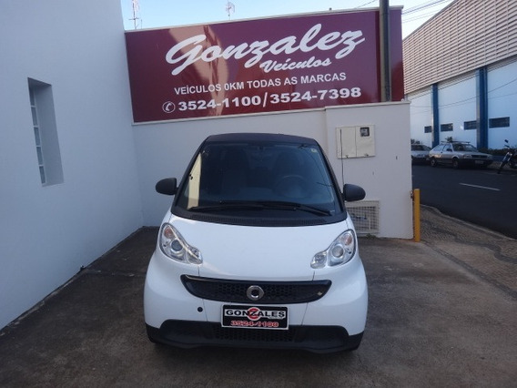 Smart Fortwo Mhd Coupe 1.0 Aut. Gasolina