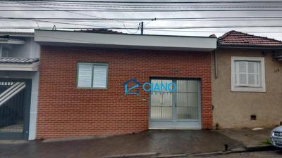 Casa Residencial Para Venda E Locação, Mooca, São Paulo. - Ca0053