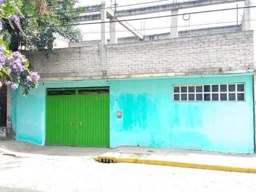 Casa En Venta En La Bomba, Chalco.
