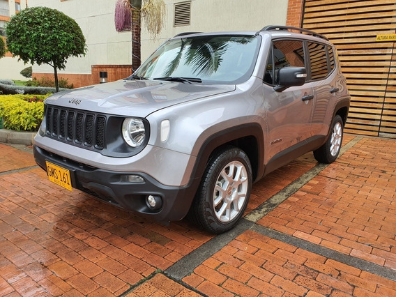 Jeep Renegade Sport Aut Secuencial