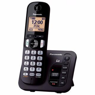 Teléfono Inalambrico Con Contestador Tgc 220 Agb Panasonic