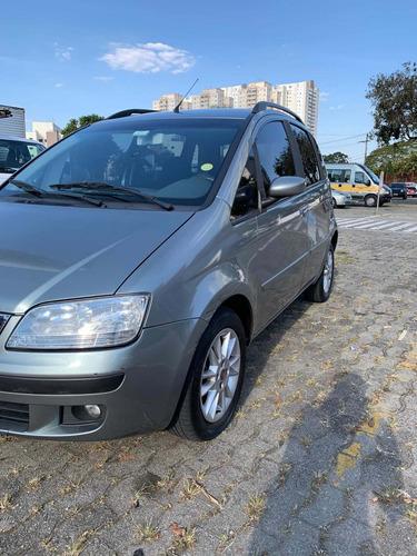 Imagem 1 de 15 de Fiat Idea 2010 1.4 Elx Flex 5p