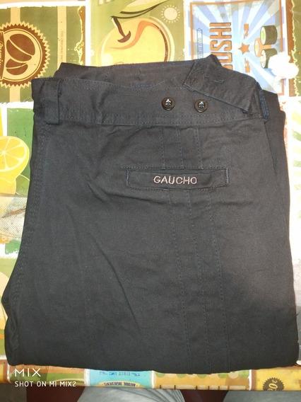 Pantalón Bombacha Gaucho T50