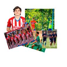 Ropa Deportiva Fútbol Sublimación Transfer Cualquier Diseño