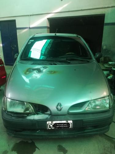 Renault Scenic Rt Gnc 1999  Hay Que Transferir ,quemado Poco