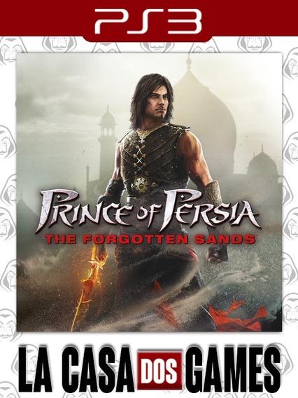 Prince Of Persia: The Forgotten Sands - Psn Ps3 - Envio Já