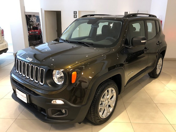 Jeep Renegade 1.8 Sport Mt5 Patenta 2020