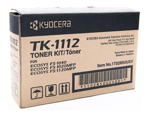 Imagen 1 de 2 de Toner Tk-1112 Kyocera Original