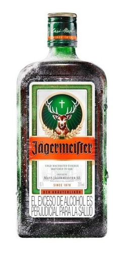 Licor Jagermeister Coolpack 350 Ml - mL a $163