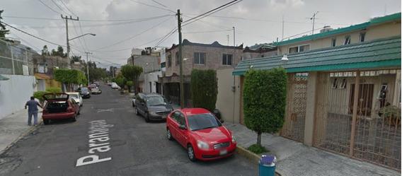 Casa En Remate Bancario En San Pedro Zacatenco