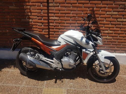 Honda Cb Twister 250 Financio Permuto Qr Motors