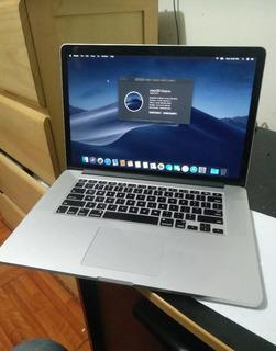 Macbook Pro 13 Core I7/ssd500gb/8gb Impecable Batería Nueva
