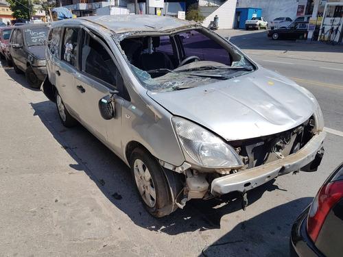 Nissan Grand Livina 2011 2012 (sucata Somente Peças)