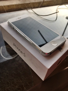 Celular Apple iPhone 5 16gb Blanco/white