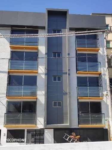 Departamento Nuevo Con Acabados De Lujo, Zona Residencial Tlalnepantla