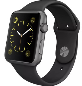 Apple Watch Serie 3 Space Gray Aluminum - Sport Band Gray