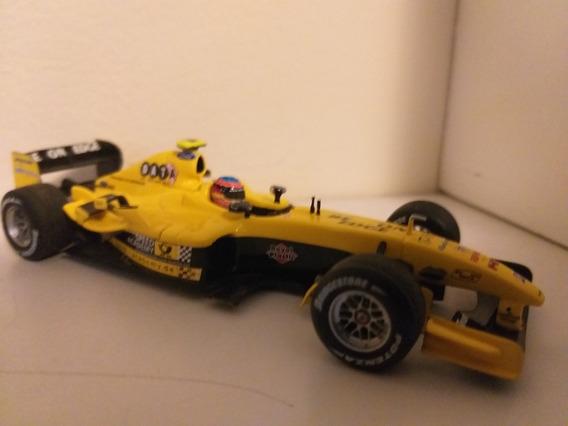 Jordan Ford Ej14 - Timo Glock - 2004