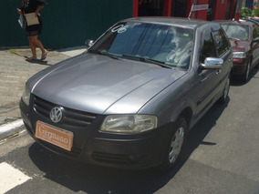 Gol 1.6 Power Total Flex 4pts 2006 Cinza