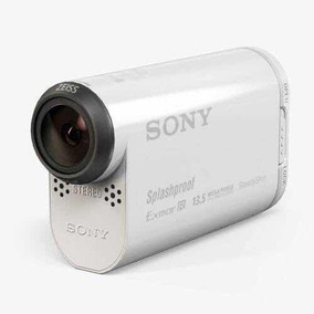 Câmera Action Cam Sony Hdr As100v - Usada + Acessórios