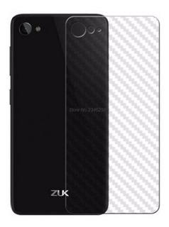 Película Traseira Fibra Carbono Lenovo Zuk Z2