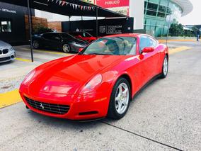 Ferrari 612 5.7 Scaglietti F1 Mt