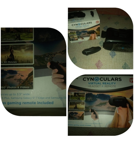 Cynoculars Virtual Reality