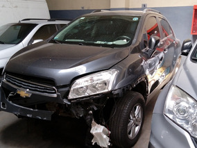 Chevrolet Tracker 1.8 Ltz Fwd Mt 140cv Chocado No Volcado