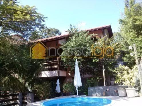 Casa Em Condominio A Venda No Jardim América - Oportunidade! - Ca0349