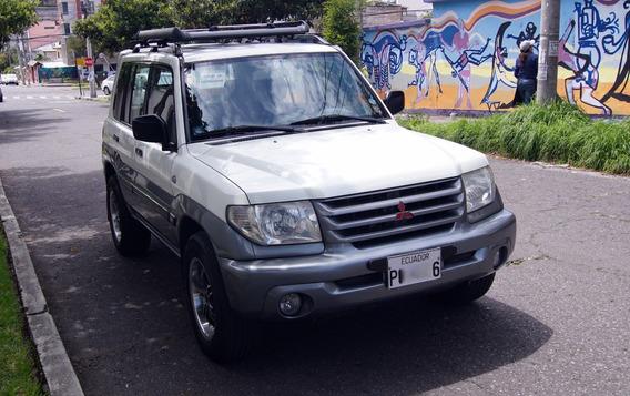 Mitsubishi Montero Io Full Equipo 4x4 Con Dual 2000 Lt