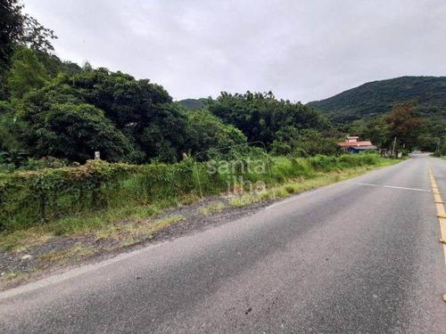 Imagem 1 de 11 de Terreno À Venda, 4017 M² - Ribeirão Da Ilha - Florianópolis/sc - Te0987