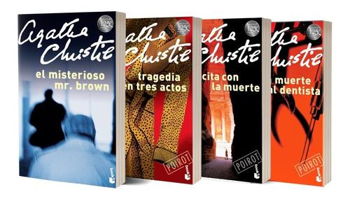 Imagen 1 de 3 de Pack Agatha Christie - Booket