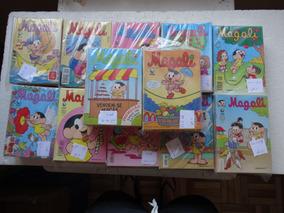 Magali! Editora Globo! R$ 10,00 Cada! Complete Sua Coleção!
