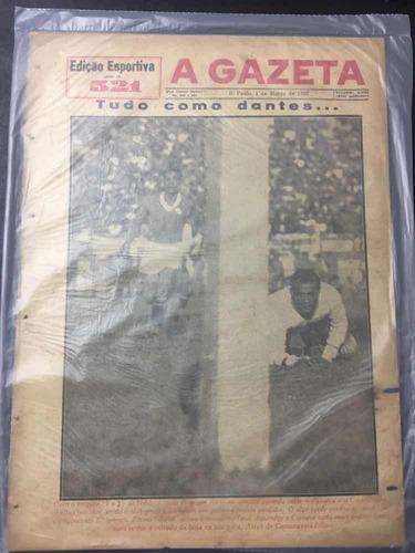 Gazeta Esportiva N°521