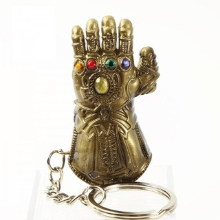 Chaveiro - Manopla Do Infinito - Thanos - Vingadores Marvel