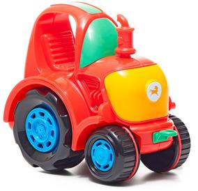 Brinquedo Infantil Rodadinhos Trator Tateti Sortido