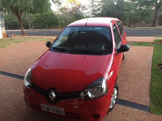 Renault Clio 1.0 16 V Aut. 2013/2012 5p Ar-condicionado