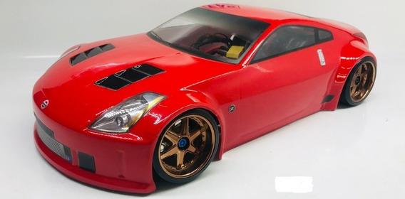 Bolha Nissan 350z 1/10 200x260mm Com Bucket Sem Pintura