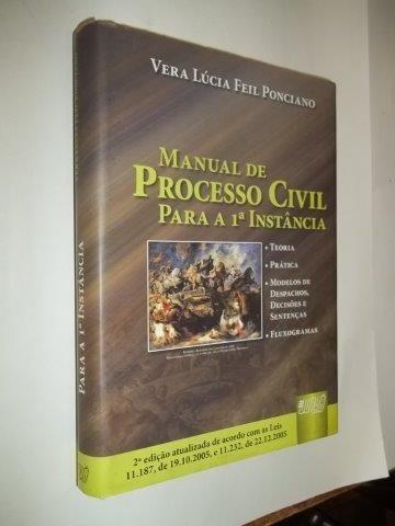 * Processo Civil Para 1º Instância - Livro