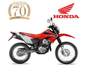 Honda Xr 250 Tornado 0km Negra Blanca Roja Disponible