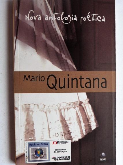 Livro: Nova Antologia Poética Mário Quintana