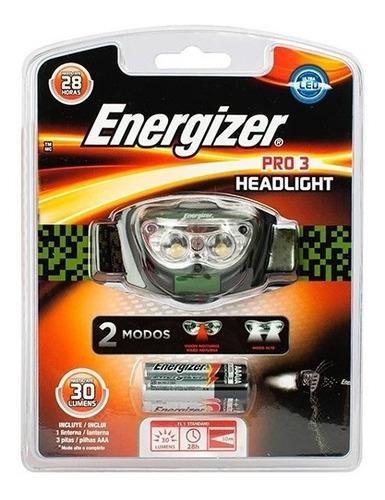 Linterna Minero 3 Led Minero Energizer Febo