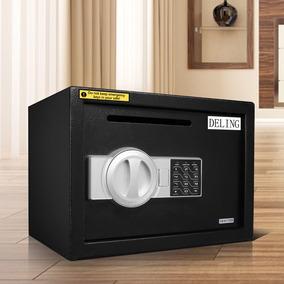 Caja Fuerte Electrónica Con Código Emergencia Tecla Home